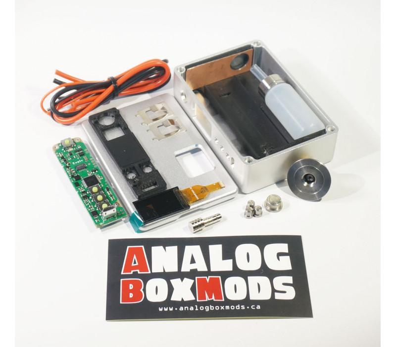 DIY Box Mod Kit - DNA75/75c BF/Squonk - Canada