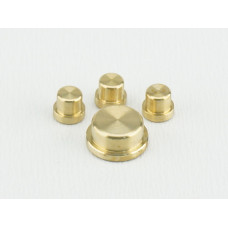 Brass Buttons/Actuators