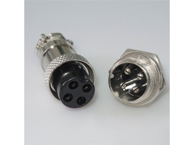Aviation Connector GX16-4