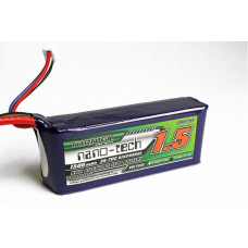 Turnigy Nano-Tech 1500mah 3S 35~70C Lipo Pack