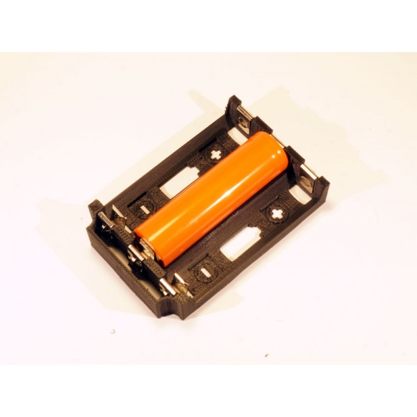 Diy Box Mod Parts 3x 18650 3d Printed Battery Sled