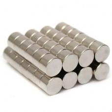 4mm x 3mm Neodymium N50 Magnets