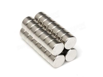 6mm x 3mm Neodymium N50 Magnets