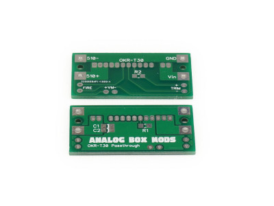 OKR-T30 Passthrough Breakout Board