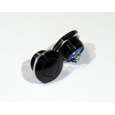 ATI 12mm Low Profile Fire Button - Black