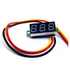 Voltmeter (3 wire)
