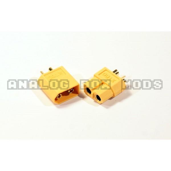 diy box mod parts - xt60 connector